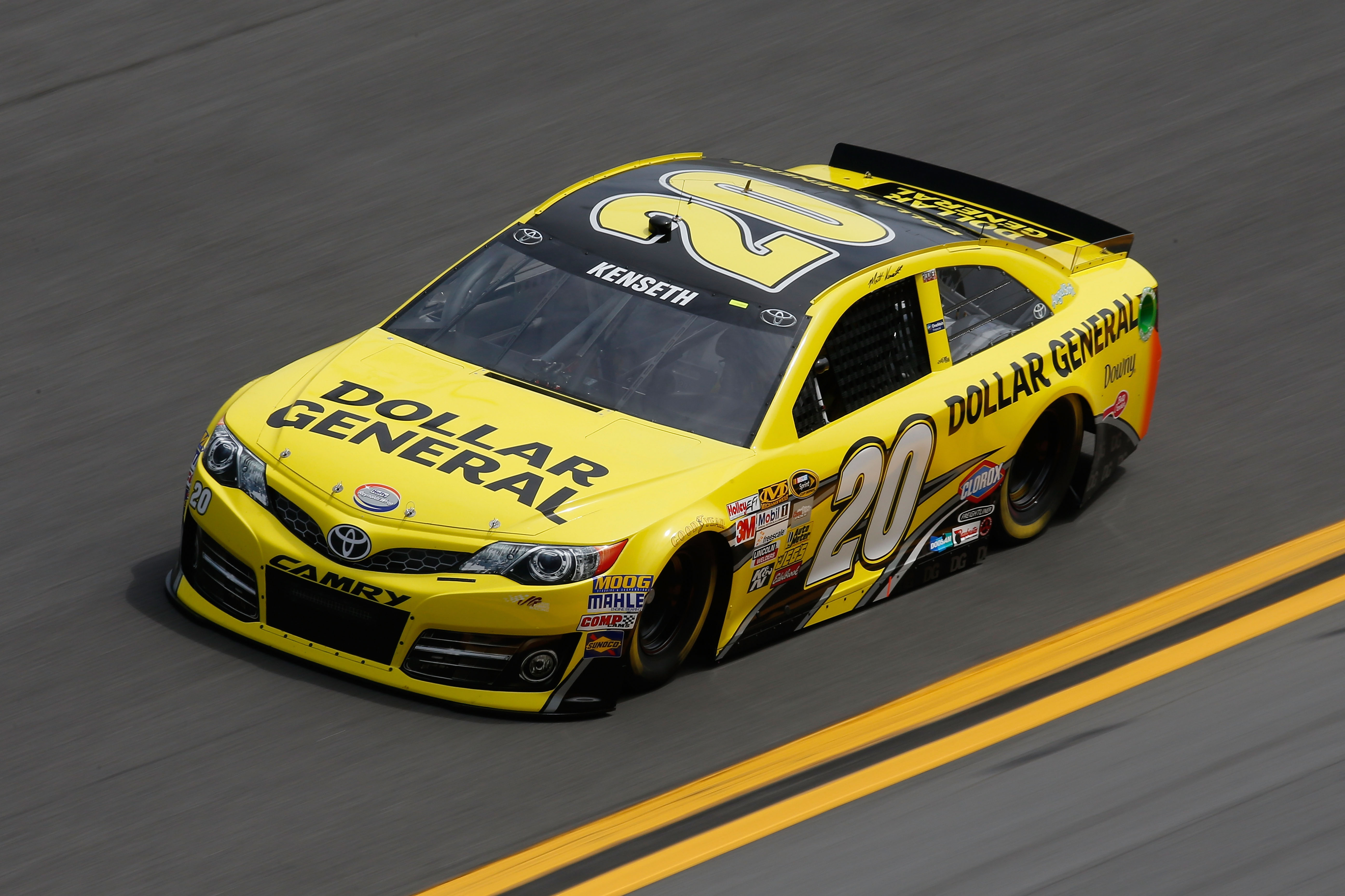 Matt Kenseth  Car Chief
